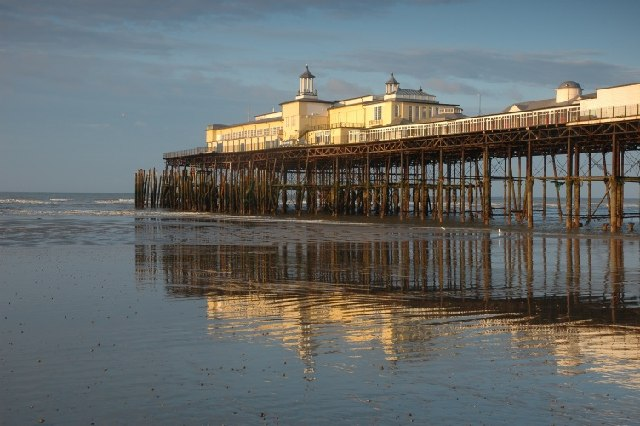 Hastings Pier re-opening